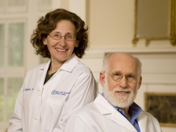 <p>Husband and wife team Jerome Groopman and Pamela Hartzband collaborated on <em>Your Medical Mind.</em> Hartzband is an endocrinologist. Groopman is an oncologist, <em>New Yorker</em> staff writer and author of <em>How Doctors Think.</em></p>