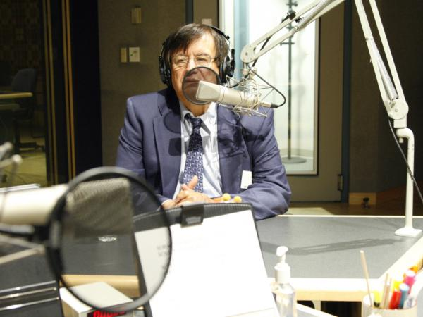 <p>Rice University Professor Richard Tapia joins <em>Tell Me More </em>for an interview at NPR headquarters. Tapia is scheduled to receive the National Medal of Science on Friday from President Obama. </p>