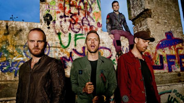 <p>Coldplay's fifth album, <em>Mylo Xyloto</em>, comes out Oct. 25.</p>