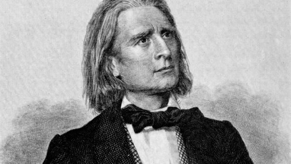 <p>Illustration of Franz Liszt. The Hungarian composer and pianist revolutionized the art of performance.</p>