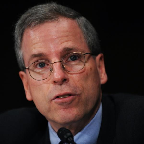 <p>Robert Ford, the U.S. ambassador to Syria.</p>