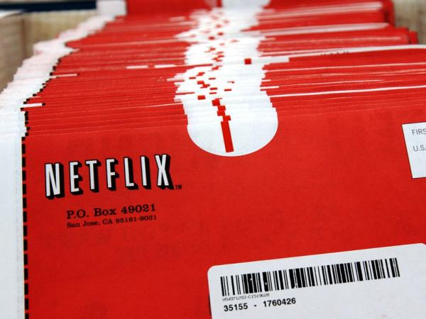 <p>Netflix said it expects its DVD subscribers to fall from 13.9 million as of Sept. 30 to as low as 10.3 million at the end of December.</p>