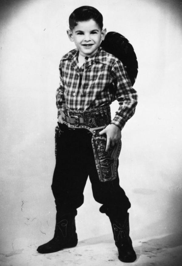 <p>As a child obsessed with conventional cowboys, John Riccobono changed his name to Jon Pernell Roberts, after <em>Bonanza</em> star Pernell Roberts.</p>
