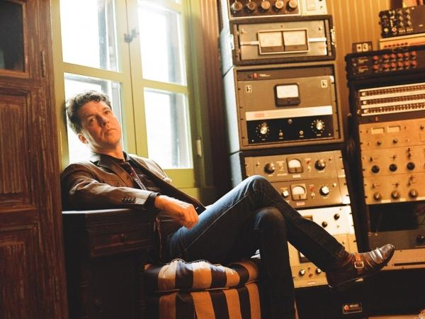 Joe Henry's new album, <em>Reverie</em>, features all-acoustic performances from his basement.