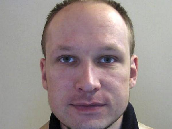 Anders Behring Breivik in 2009.