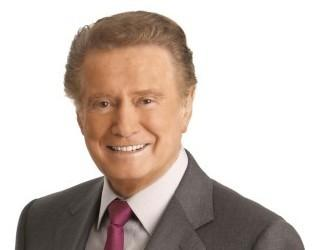 Regis Philbin holds the Guinness World Record for the most time spent in front of a television camera.