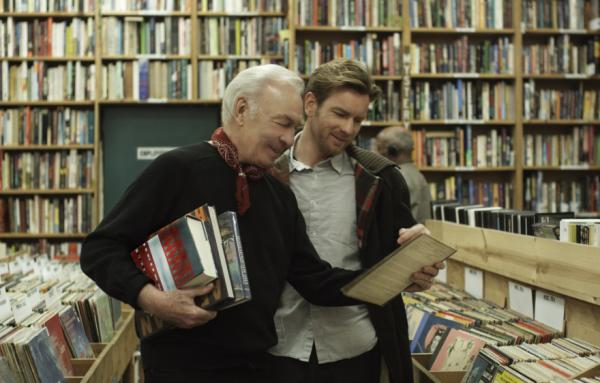 Academy Award nominee Christopher Plummer (left) and Ewan McGregor star as father and son in Mike Mills' <em>Beginners. </em>