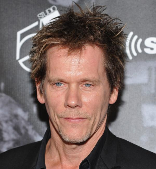 Kevin Bacon: Six degrees has been the standard when it comes to him.