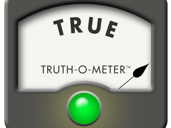 PolitiFact.com's Truth-O-Meter