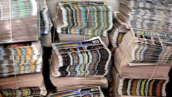 Each week, Little Rock, Ark., residents snap up some 7,000 copies of <em>The Slammer</em>.