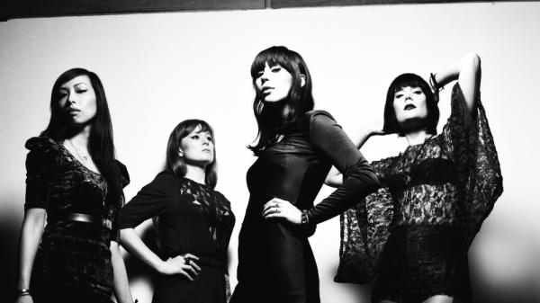 Dum Dum Girls' second release, <em>Only in Dreams</em>, is out now.