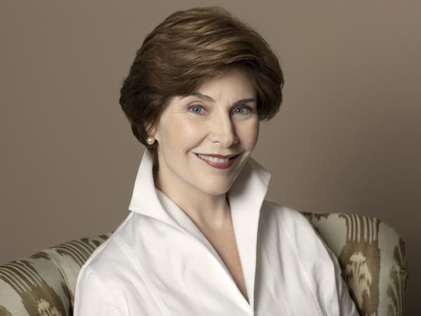 "Laura Bush says she had a luncheon with Janette Howard, the wife to former Prime Minister John Howard, on Sept. 10, 2001, a day that many people called ""normal."""