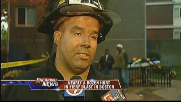 <p>Lt. Glenn McGillivray, Boston firefighter.</p>