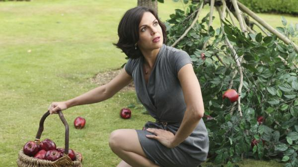 <p><strong>Seeds Of Change:</strong> <em>Once Upon A Time</em>'s Regina (Lana Parilla) has an apple (or six) with Snow White's name on it. The ABC show — which transports the population of the Enchanted Forest into modern-day Maine — is one of two new network dramas that put a new twist on old tales.</p>