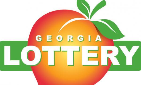 Georgia Lottery logo.