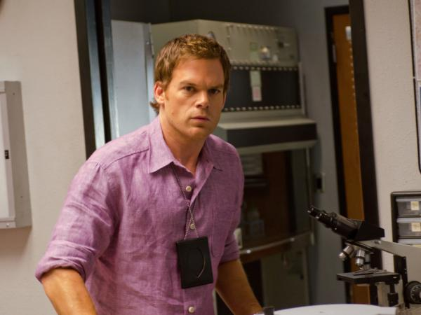 Showtime's <em>Dexter, </em>starring Michael C. Hall, just served up the biggest twist of the season to date.
