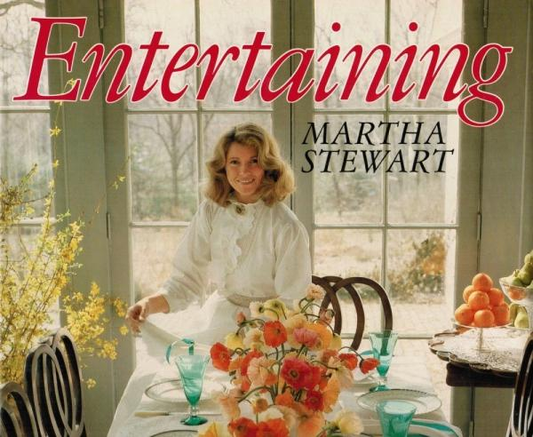 In the early 1980s, Martha Stewart was working as a caterer and couldn't find a good book on entertaining — so she wrote her own. <em>Entertaining,</em> her first book, was published in 1982. Her 75th book, <em>Martha's Entertaining, </em>was released in October.