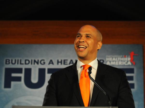 Cory Booker is mayor of Newark, New Jersey and honorary vice-chair of the Partnership for a Healthier America.