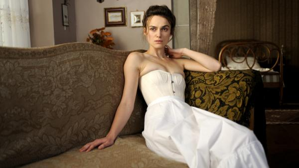 <strong>A woman of some importance:</strong> Sabine Spielrein, one of Karl Jung's celebrated patients, later became a psychiatrist herself — and, as screenwriter Christopher Hampton tells NPR's Rachel Martin, an influence on both Jung and Sigmund Freud. Keira Knightley plays Spielrein in the new film <em>A Dangerous Method.</em>