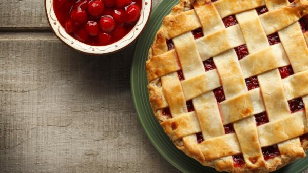 Want the perfect pie crust? Christopher Kimball from <em>America's Test Kitchen</em> says the secret is to substitute half of the recipe's water with vodka, for a dry, flaky crust.