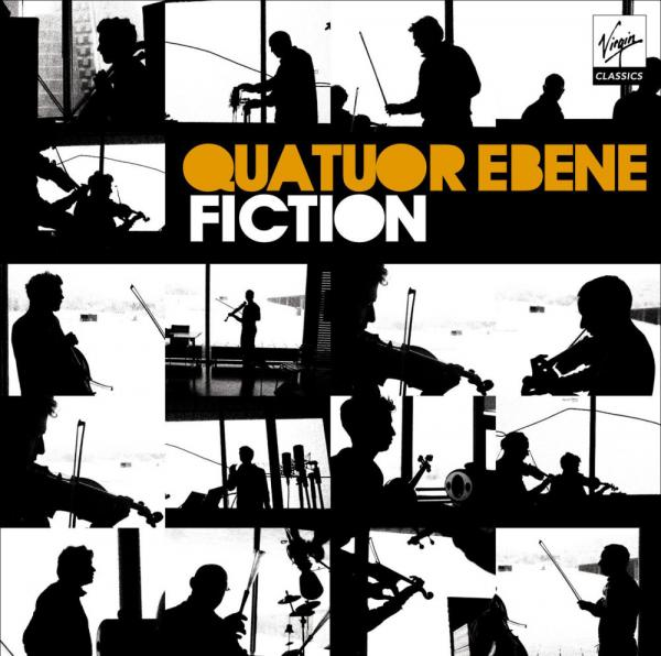 <em>Fiction</em> by the Ebene Quartet was one of our favorite albums this year.