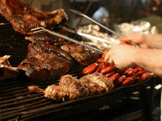 Argentina has long been famous for its grilled beef. But that beef isn't what it was.