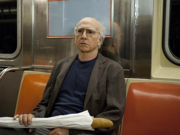 Larry David returned for an eighth season of <em>Curb Your Enthusiasm</em> this year.