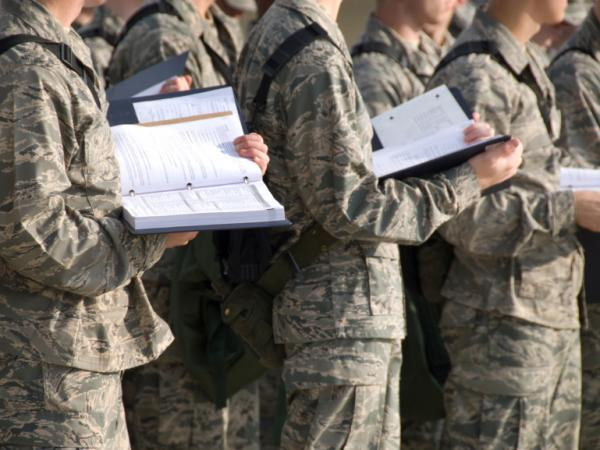 Military advocates have warned that some schools see service men and women as walking dollar signs.