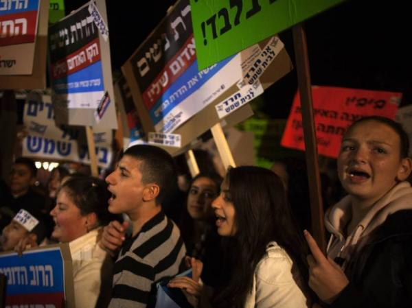 "Hundreds protest against gender segregation and violence towards women by ultra-Orthodox Jews in the Israeli city of Beit Shemesh. The demonstrations come after a young girl was harassed due to her ""immodest"" dress."