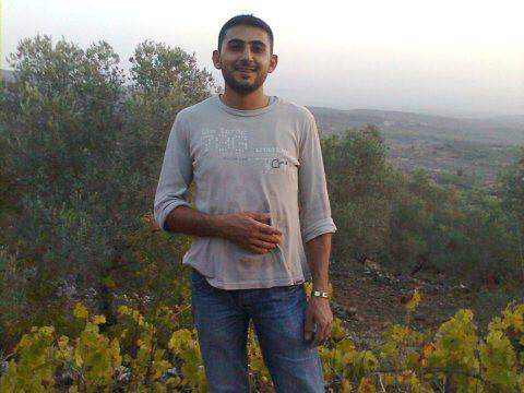 Basil al-Sayed, a Syrian citizen journalist who lost his life documenting the uprising in Homs.
