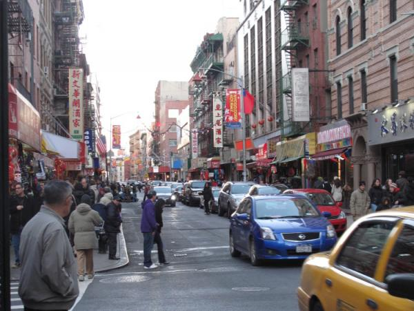 New York has seen a 17 percent decrease in the number of people living in Chinatown over the past decade.