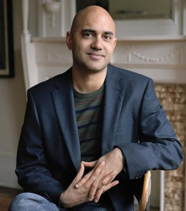 Ayad Akhtar is a first generation Pakistani-American from Milwaukee. He studied theater and film before turning to writing. <em>American Dervish</em> is his first novel.