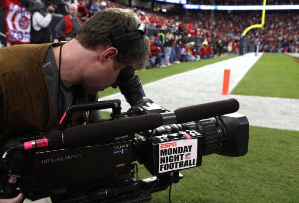 Even if you don't watch ESPN's <em>Monday Night Football,</em> you help to pay for it if you're a cable subscriber. ESPN's monthly fees are the highest in the business.