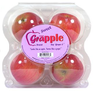 Is the Grapple a healthy snack or just a step away from candy?