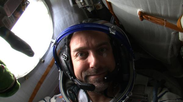 <strong>Family Tradition:</strong> Richard Garriott, the first second-generation American astronaut, funded his $30 million trip to the International Space Station from the fortune he built designing computer games.
