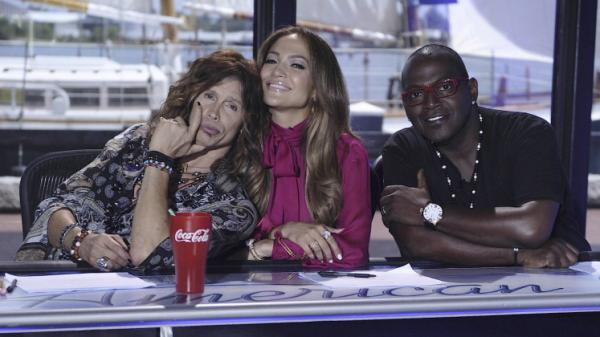 Steven Tyler, Jennifer Lopez and Randy Jackson are keeping the <em>American Idol</em> ship afloat just fine, but it's no longer crushing everything in its path.