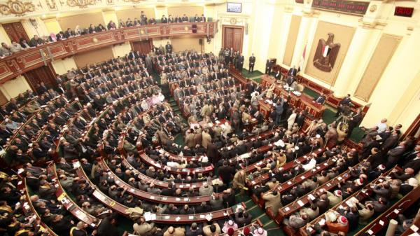 Egypt's recently elected parliament, which is dominated by Islamists, held its first session in Cairo on Monday. The challenges facing the legislature include coming up with a new constitution.