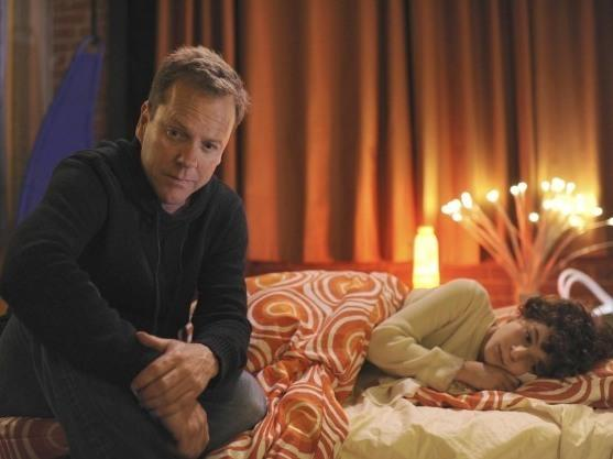 When Kiefer Sutherland ended his series of very long, very intense days as Jack Bauer on the Fox series <em>24, </em>few people, including Sutherland himself, expected him to be starring in another TV series right away.