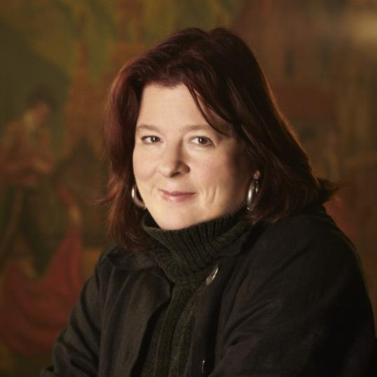 Theresa Rebeck, creator and executive producer of <em>Smash</em>.