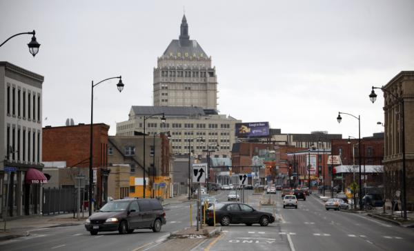 Eastman Kodak Co. headquarters is shown in Rochester, N.Y. Kodak once employed 60,000 people there, but recently filed for Chapter 11 bankruptcy protection amid foreign competition.