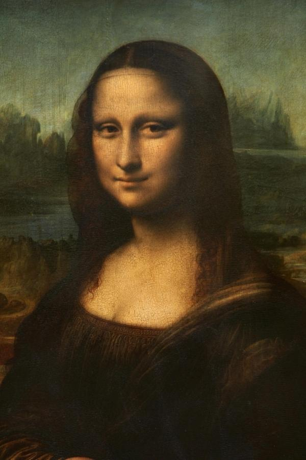 The original <em>Mona Lisa</em> is on permanent display at the the Musee du Louvre in Paris.
