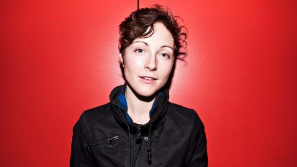 Channy Casselle of Polica combines jazz, blues and electronic elements with AutoTuned vocals for a chilling effect.