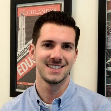 University of California Riverside junior Chris LoCascio has led an effort to reform how UC students pay for college.
