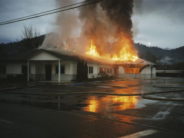 In January 2001, members of the Earth Liberation Front were arrested and charged with the arson of the Superior Lumber Co. company in Glendale, Or.