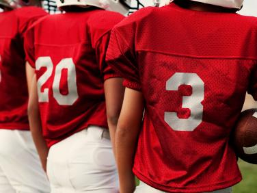 In teens' developing brains, a concussion can cause more disruption.