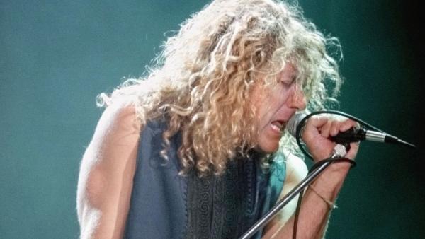 <p>Robert Plant.</p>