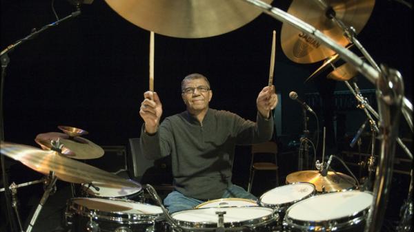 <p>Drummer Jack DeJohnette.</p>