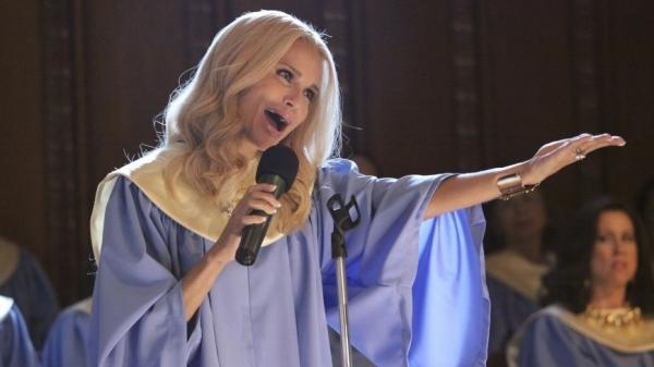 Kristen Chenoweth stars in the new ABC series <em>GCB</em>.