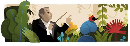 This is the Doodle on Google Brazil today.