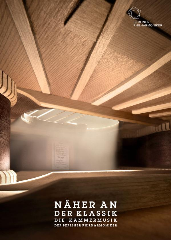 """A stunning look """"inside the music"""" — images that turn instruments' interiors into architectural wonderlands."""